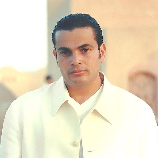 نوستالجيا أغاني أغنية نور العين هي هدي ة من عمرو دياب إلى هذه